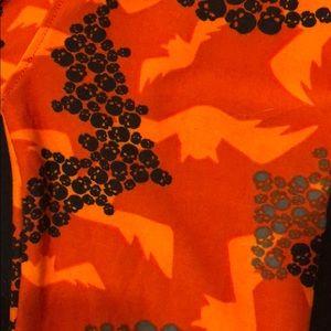 LuLaRoe Bottoms - LuLaRoe Halloween kids leggings l/xl